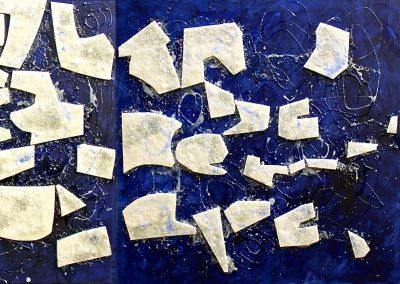 2013, Pack trittico cm 300x100 tecnica mista su telajpg