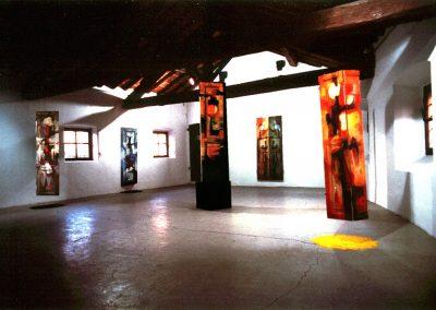 2001, la Stanza Varallo Pombia