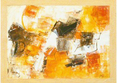 1998, Ocra gialla 80x60
