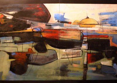 2007, Venezia 2 200x100
