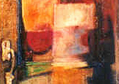 1997, Tras...porta cm.50x200_