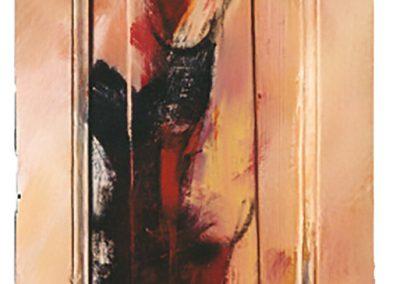 1999, Porta n°4 rosa