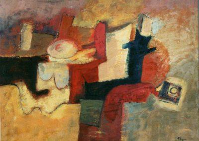 1996, Composizione Antica 100x80 €350
